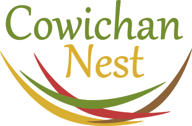 The Cowichan Nest logo